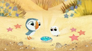 Puffin rock returns for season 2