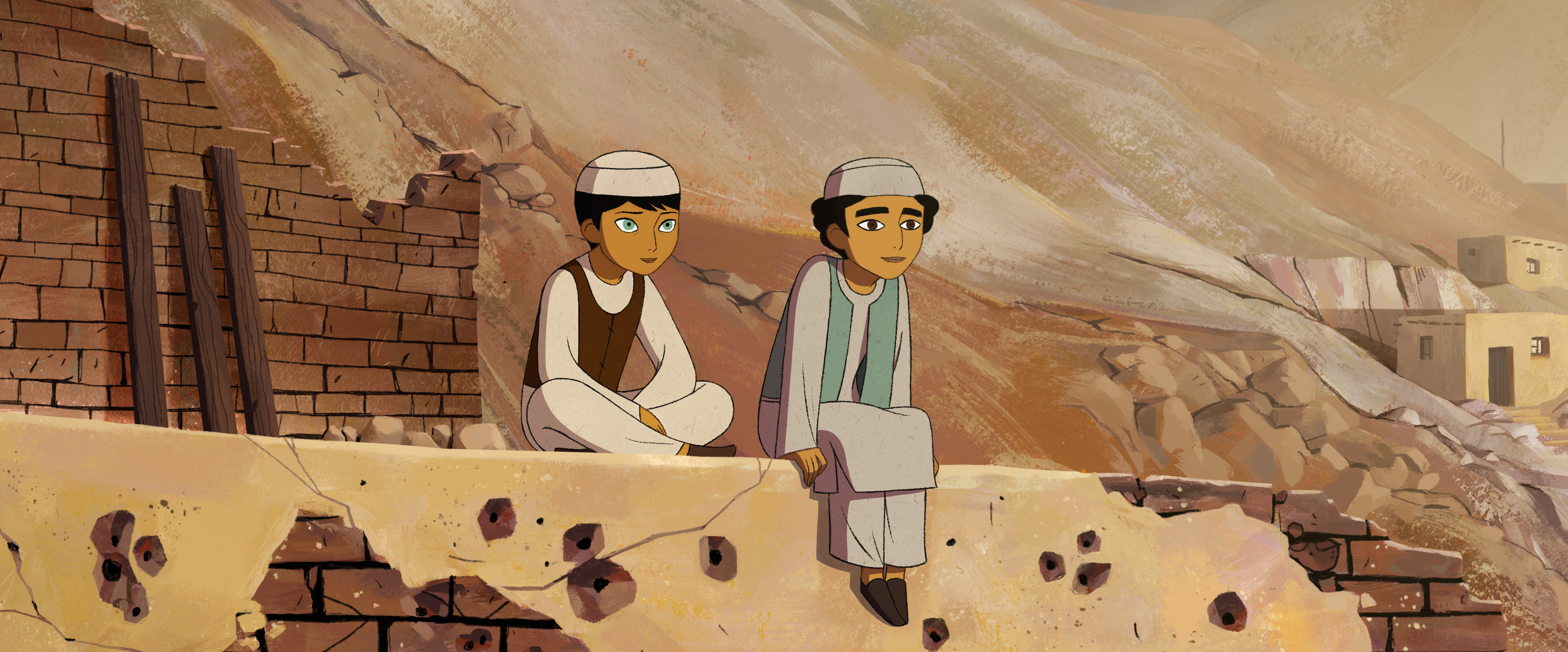 The breadwinner animated feature film