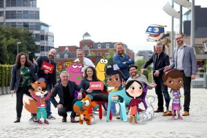 Animation Ireland, Cartoon Saloon