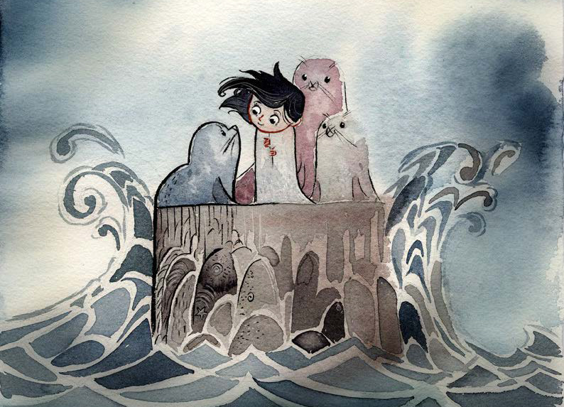 Song of the Sea wins at 2015 European Film Awards