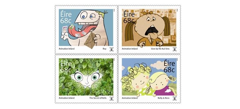 Cartoon Saloon | Stamps-Story - Cartoon Saloon |