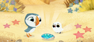 Puffin Rock on Nick Jr from May 18th