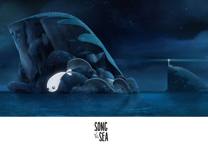Song of the Sea Limited Edition A4 Signed Prints