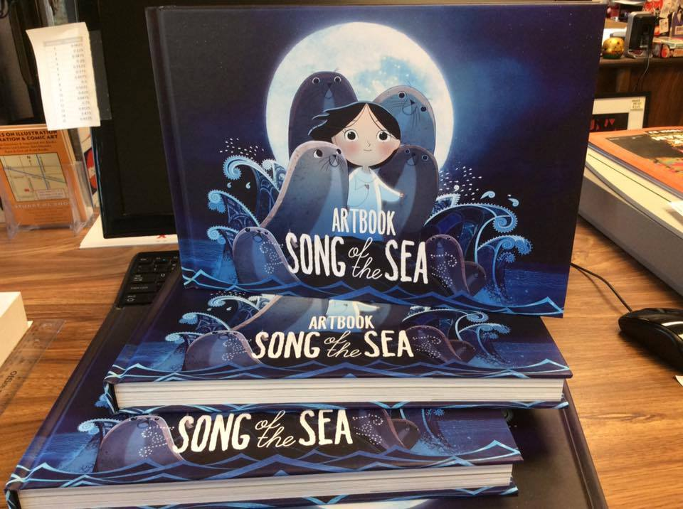 Song of the Sea Art Book